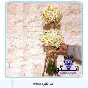 خرید دسته گل نرگس تازه و قیمت مناسب