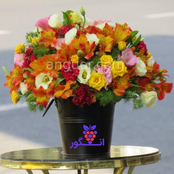 عکس باکس گل آنیا- نمونه ارسالی به مشتری